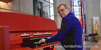Orgelbauer: Ralf Müller kennt die Orgel in St. Franziskus schon seit fast 50 Jahren - Kölnische Rundschau