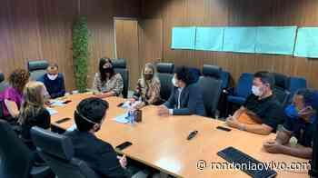 CATEGORIA: Deputada Cassia realiza reunião junto à SESAU para tratar sobre demandas da enfermagem - Rondoniaovivo