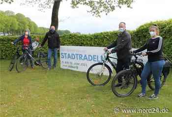 Loxstedt zeigt: Stadtradeln geht auch auf dem Land - Nord24