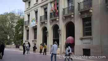 El Ayuntamiento de Xàtiva cierra por Santa Rita - Levante-EMV