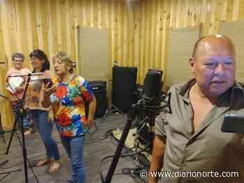 """Aníbal Friedrich: """"El radioteatro busca revivir la fiesta de Santa Rita"""" - Diario NORTE"""