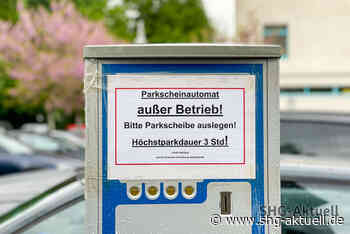 Rinteln schaltet Parkscheinautomaten ab - SHG-Aktuell.de