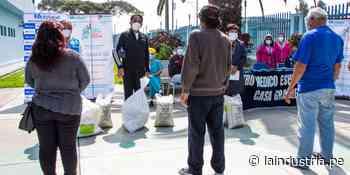 Ascope: entregan más de 30 caastas PANTBC a pacientes EsSalud en la provincia de Ascope - La Industria.pe
