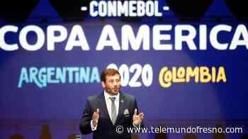 Copa América 2021: Colombia es removida como anfitriona del evento - Telemundo Fresno