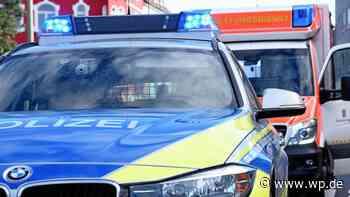 Lennestadt: Frau muss nach Auffahrunfall ins Krankenhaus - Westfalenpost