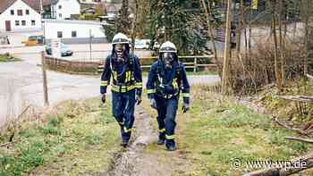 Feuerwehr Lennestadt: Kniebeugen mit Atemschutz - WP News