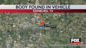 Body Found Inside Truck in Edinburg