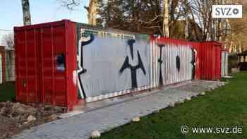 Gegen das Graffiti-Problem: Hagenow diskutiert über Belohnung für Hinweise auf Sprayer   svz.de - svz – Schweriner Volkszeitung