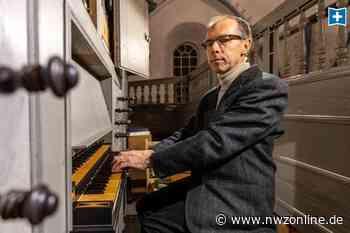 Nicht nur Meister des Barocks sind Pfingstmontag zu hören: Kreiskantor Hartmut Fiedrich an der Vater-Orgel - Nordwest-Zeitung
