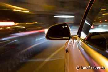 Stutensee / Landesstraße 560   Ermittlungen nach illegalem Autorennen - Landfunker