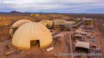 Minera Penmont reitera que no existe conflicto con ejido en Caborca, Sonora y reconoce disposición del Gobierno de México - Proyecto Puente