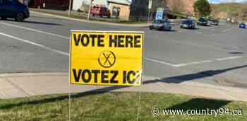 Advance Voting In Edmundston-Madawaska - country94.ca