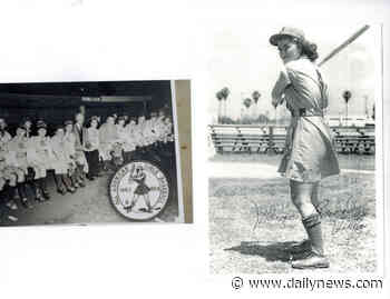 Montebello to name softball field after female baseball star from '40s - LA Daily News
