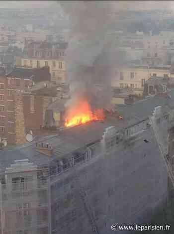 Absous par ses victimes, l'incendiaire d'Aubervilliers promet de «s'en sortir pour elles» - Le Parisien