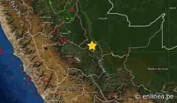 Sismo en Ucayali: Temblor de magnitud 4.7 se registró en Atalaya hoy 19 de mayo - Periodismo en Línea