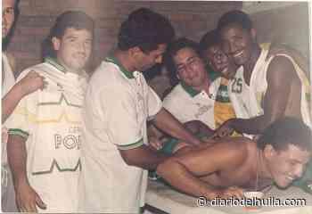 Con sentidas fotografías, el Atlético Huila recordó los mejores momentos de el 'Teacher' Berrio - Diario del Huila