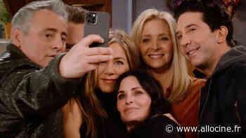 Friends The Reunion : la bande-annonce de l'épisode spécial enfin dévoilée - AlloCiné