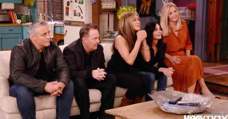 """Friends : la bande-annonce de """"The Reunion"""" vient de sortir et on est déjà comme des fous - Premiere.fr Séries"""