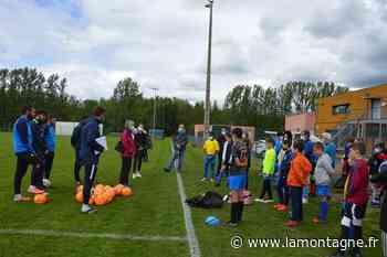 Football - Les sélections étaient organisées mercredi au stade Chastel - La Montagne