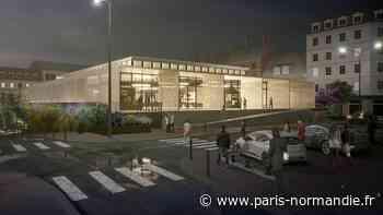 Au Havre, la construction du marché couvert du quartier Thiers-Coty se prépare - Paris-Normandie