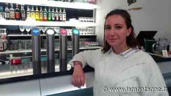 A Thiers (Puy-de-Dôme), Mélanie Danti rouvre son bar brasserie entre espoir et incertitude - La Montagne