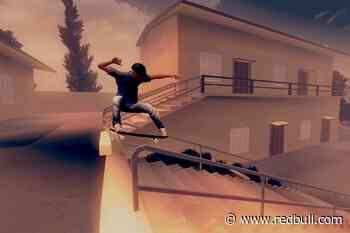 Skate City - Entspannende Skateboard-Sessions für Zwischendurch - Red Bull