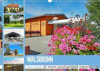Der neue Monatskalender des Fotografen Klaus Eppele aus Karlsruhe: Waldbronn 2022 - Waldbronn - Wochenblatt-Reporter