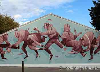 Port-de-Bouc : Des street-artists internationaux vont décorer 10 façades de la ville - Made in Marseille