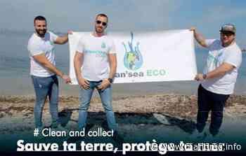 Port de Bouc : grande opération de nettoyage des plages avec la société Clean'sea Eco - Port de Bouc - Environnement - Maritima.info