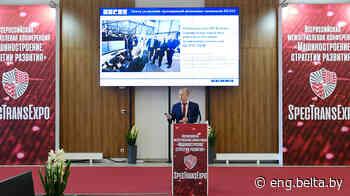 BelAZ presents new solutions at conference in Kazan - Belarus News (BelTA)