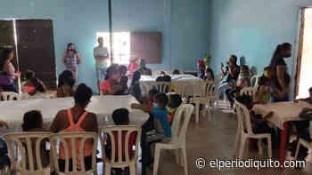 Diario El Periodiquito - Alimenta Solidaridad beneficiará a 50 niños de Zuata - El Periodiquito