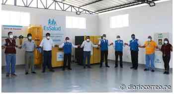 Ponen en funcionamiento primera planta de oxígeno en Pacasmayo - Diario Correo