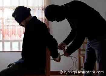 Rescatan a sujeto secuestrado y detienen a 4 personas en Mixquiahuala - La Silla Rota