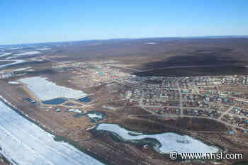 Birds Eye View of Inuvik - Northern News Services