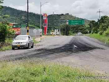 Logran desbloquear vía a Riofrío a través del diálogo - 90 Minutos