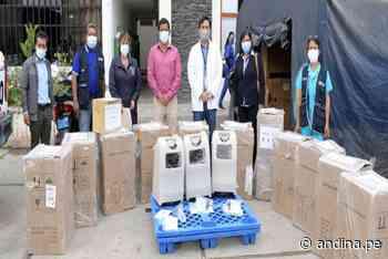 Lambayeque: centro de salud de Reque recibirá once concentradores de oxígeno - Agencia Andina