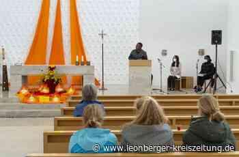 Pfingstnovene in Rutesheim: Ein Moment der inneren Ruhe - Rutesheim - Leonberger Kreiszeitung