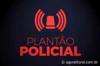 Vítima de tentativa de homicídio em Matinhos é internado em Paranaguá - Agora Litoral