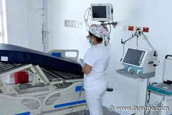 El Hospital de Salamina se fortalece con más UCI - La Patria.com