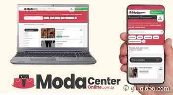 Comerciante de Santa Cruz do Capibaribe desenvolve site gratuito para vendas do polo de confecções - G1