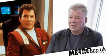 Youthful looking William Shatner, 90, jokes press 'lied about his age' - Metro.co.uk