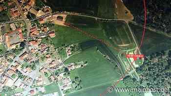 Maroldsweisach errichtet Lagerplatz für wiederverwertbare Baumaterialien - Main-Post