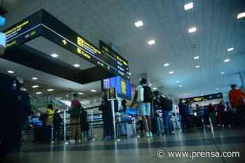 Tocumen reporta un movimiento de 1.7 millones de pasajeros entre enero y abril de 2021 - La Prensa Panamá