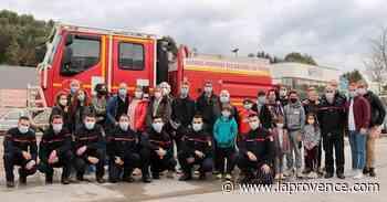 Auriol : les pompiers, soldats du feu et héros du quotidien - La Provence