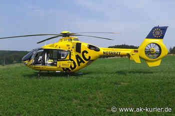 Hattert: Motorradfahrer bei Verkehrsunfall schwer verletzt - AK-Kurier - Internetzeitung für den Kreis Altenkirchen