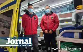 Chamados para transportar grávida, Bombeiros da Marinha Grande tiveram de fazer parto em casa - Jornal de Leiria
