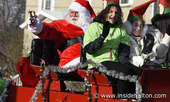 News 7 things to know about Campbellville's 'reverse' Santa Claus parade Campbellville is taking a unique - InsideHalton.com