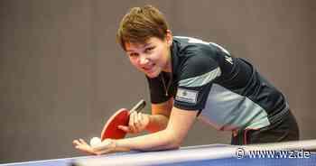 Willich: Tischtennisspielerin Nina Mittelham für Olympische Spiele in Tokio nominiert - Westdeutsche Zeitung