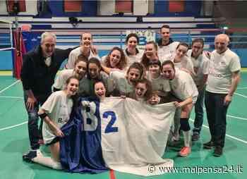 Le ragazze del Gso Villa Cortese Volley conquistano la promozione in serie B2 - MALPENSA24 - malpensa24.it