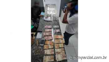POLICIA Policia prende suspeitos de assalto em ação em Bacabal - O IMPARCIAL